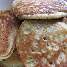 Pancakes With Ground Flax / Flax Seed