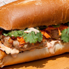 Banh Mi Chicken Burger Recipe