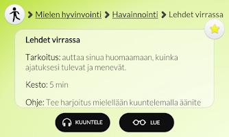 Screenshot of Oiva