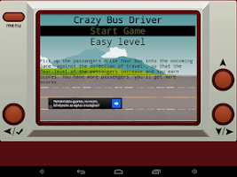 Screenshot of Crazy Bus Driver