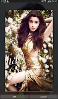 Screenshot of Alia Bhatt HD Live WallPaper