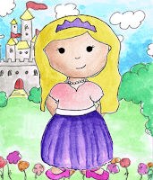 Screenshot of Paperdoll Dress-up Kids