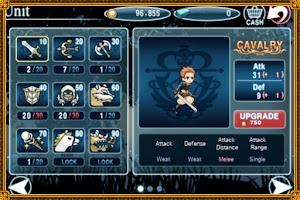 Screenshot of Heroes Of The Kingdom