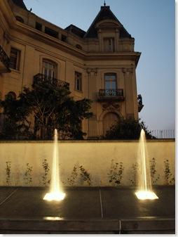 Embajada Francias Fountains