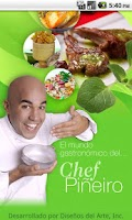 Screenshot of Chef Pineiro