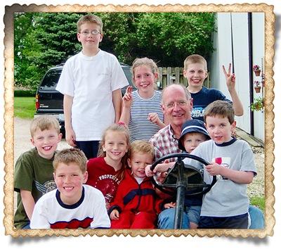 dad grandkids