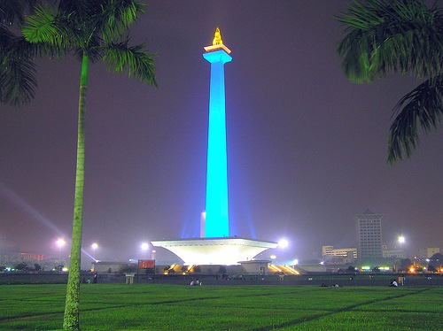 National Monument Indonesia