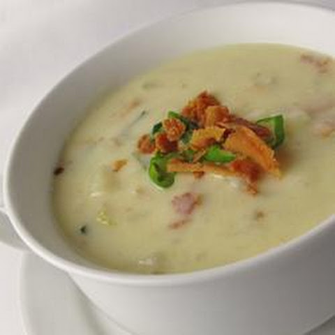 Cindy's Awesome Clam Chowder