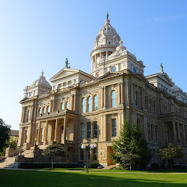Courthouse by Judy Dean - Buildings & Architecture Public & Historical ( building, court, architecture, courthouse,  )