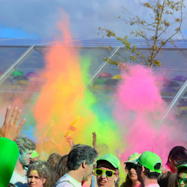 Color Run by Pedro Galvao - News & Events Entertainment