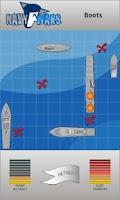 Screenshot of Navy Wars