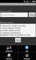 Screenshot of Islamski Priručnik