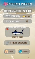 Screenshot of Panda Fishing