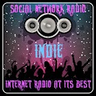 Social Network Radio Indie icon