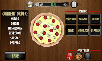 Screenshot of Pizza Panic