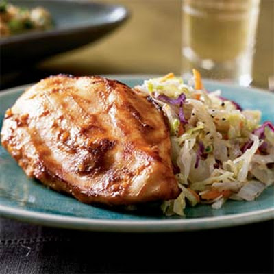 Asian Chicken and Cabbage