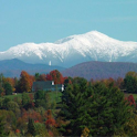 White Mountains New Hampshire icon