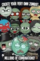 Screenshot of Make A Zombie