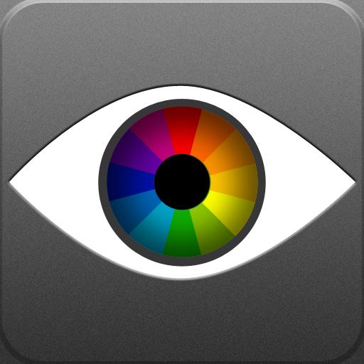 眼睛的顏色換 攝影 App Store-愛順發玩APP