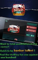Screenshot of Baccarat - Real Casino Live