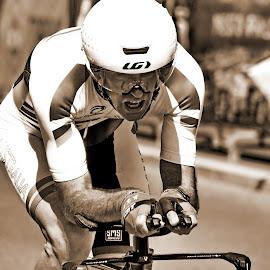 The power by Boštjan Henigman - Sports & Fitness Cycling ( cycling )