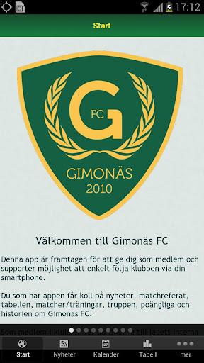 Gimonäs FC