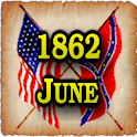 1862 June Am Civil War Gazette icon