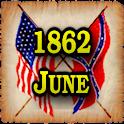 1862 June Am Civil War Gazette