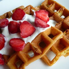 Waffles-Low Carb