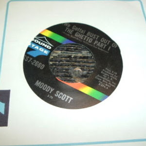 Moody Scott - Bust Out Of The Ghetto Part I / Part II