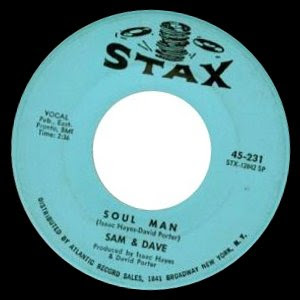 Sam & Dave - Soul Man / May I Baby