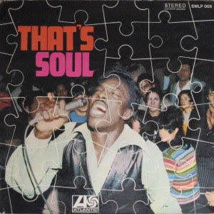 Various Artists - That's Soul Vol. I