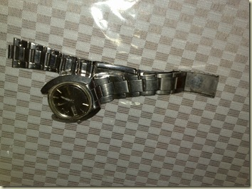 Abah's Old Watch 1