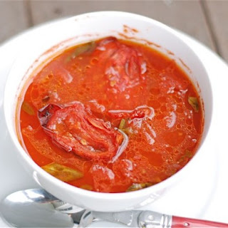 Roasted Tomato & Basil Soup