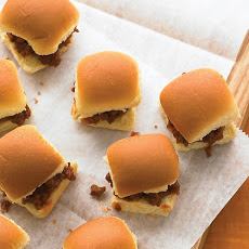Sloppy-Joe Sliders
