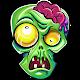 The Zombie Runner 3D