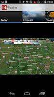 Screenshot of WTHR
