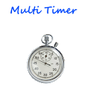 Multi Kitchen Timer icon