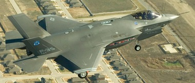 F-35 Joint Strike Fighter AA-1