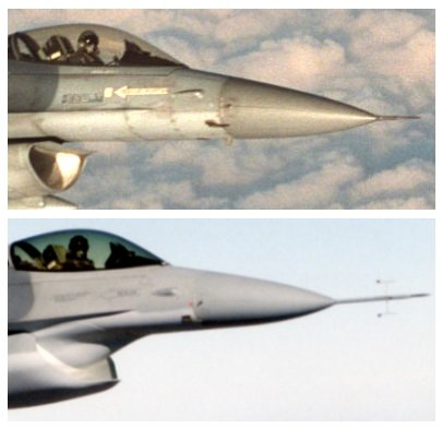 The Diverterless Supersonic Inlet [DSI] used in the F-35 is the result of an