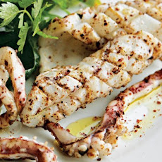 River Cottage's Seared Squid
