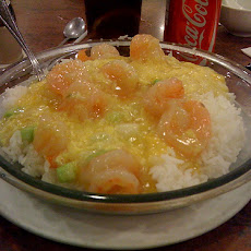 Island Shrimp & Rice
