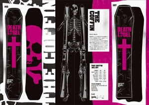09 DEATH LABEL THE COFFIN