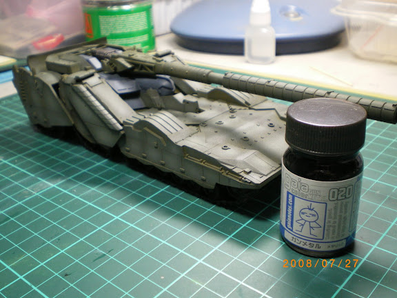 YMT-05 Hildolfr 鬥狼 更新(已完成)