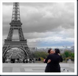 Les Amants à Trocadéro