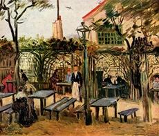 Van Gogh-La Guinguette