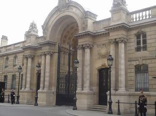 Palais de l'Elyseé
