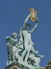 Apollon Opéra Garnier