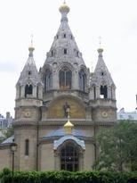 Cathedrale Saint-Alexandre-Nevski