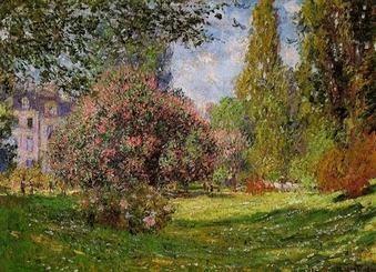 Monet-Parc Monceau(bis)